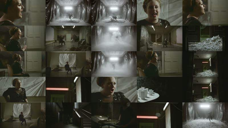 Adele - Rolling in the Deep (Official Music Video)