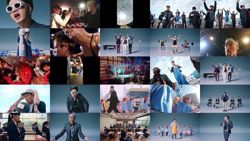 三代目 J SOUL BROTHERS from EXILE TRIBE / Rat-tat-tat (Music Video)