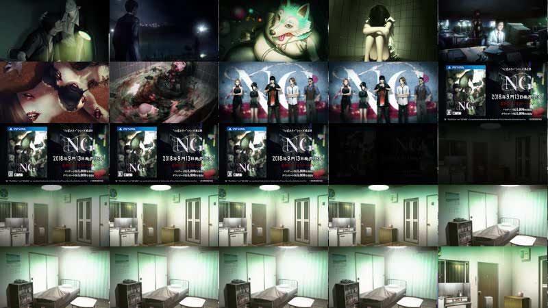 PS Vita『NG』PV