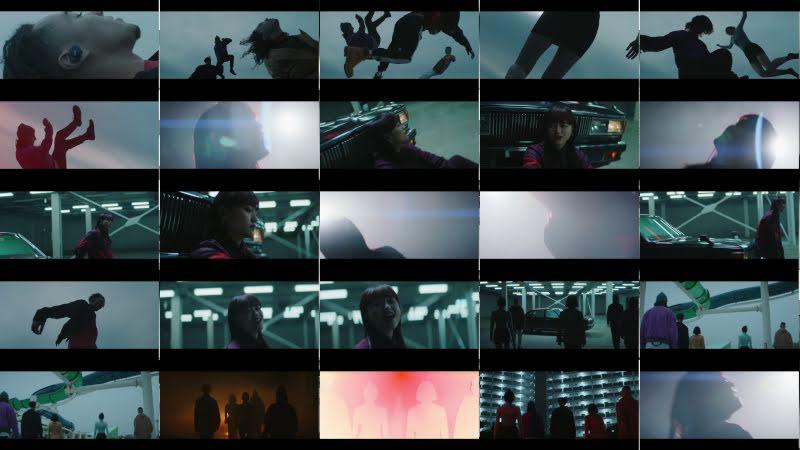 iri -「Sparkle」(Music Video)