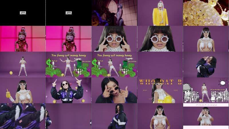 Jessi (제시) - 'Drip Feat. 박재범 (Jay Park)' MV