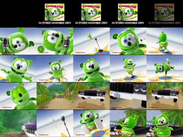 Osito Gominola - Full Spanish Version - The Gummy Bear Song