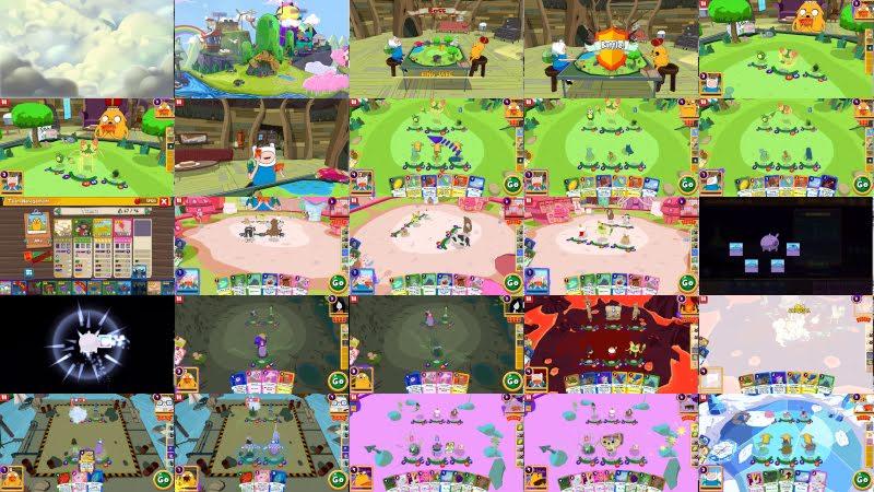 Card Wars Kingdom   Adventure Time   Cartoon Network Games