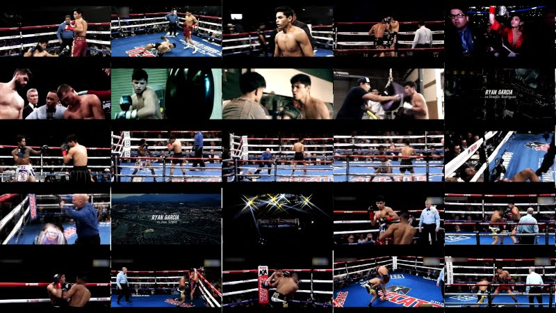 Тhe Mexican Bruce Lee! Ryan Garcia - The Destructive Speed in Boxing!