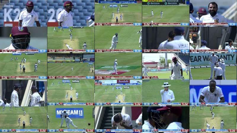 Windies vs India 2nd Test Day 3 2019   Bitesize Highlights