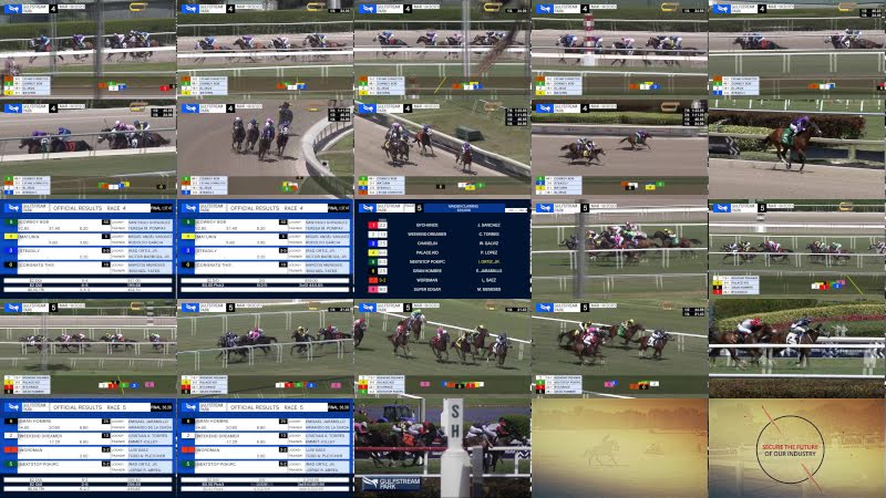 Gulfstream Park Replay Show | March 19, 2020